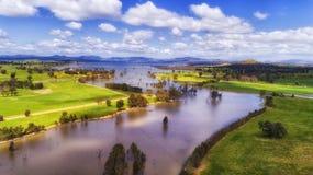 D Hume Lake Creek Farms Royalty Free Stock Photography