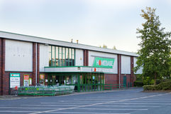 D.I.Y Homebase Superstore modern building Stock Images