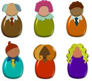 3d Icon People vector illustration