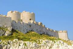 d'If del castillo francés Fotos de archivo