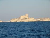 D'If del château de Marsella Imágenes de archivo libres de regalías