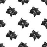 3d ikony gwiazda Element gwiazd ikony dla mobilnych pojęcia i sieci apps Deseniowej powtórki 3d gwiazdy bezszwowa ikona może używ ilustracja wektor