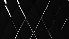 3D illustratie, abstracte achtergrond stock foto