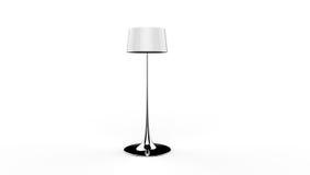 3d illustratie van een lamp Royalty-vrije Stock Foto
