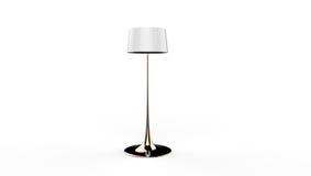 3d illustratie van een lamp Royalty-vrije Stock Fotografie