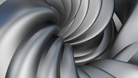3D Illustration Abstract Figure Stock Photos