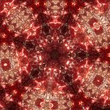 3d illustration. Abstract image of a holiday firework. Close-up Stock Image
