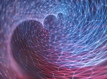 Abstract Background Technology Royalty Free Stock Images