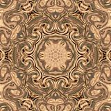 3d illustration of an abstract image of a wooden background. Color Royalty Free Stock Photos
