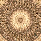 3d illustration of an abstract image of a wooden background. Color Royalty Free Stock Image