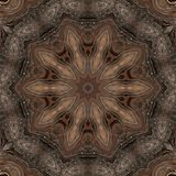 3d illustration. Abstract image of a wooden surface of a bark of a tree. Close-up Stock Photos