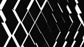 3D Illustration, abstrakter Hintergrund lizenzfreies stockbild
