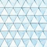 3d illustration architectural pattern Stock Photos
