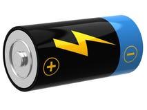 3D illustration of battery Stock Photos