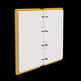 3d illustration of blank notepad Royalty Free Stock Image