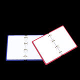 3d illustration of blank notepad Stock Photos