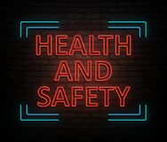 Health and safety concept. Royalty Free Stock Photo