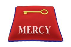 MERCY - humanitarian concept vector illustration