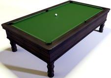 Snooker. A 3d illustration of a snooker Stock Photos