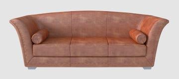 3D Illustration of a Sofa Stock Photos