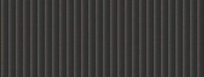 3d illustration sofa leather black seamless background vector illustration