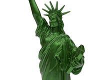 3D illustration - Statue of Liberty vector illustration