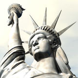 3D Illustration of the Statue of Liberty Royalty Free Stock Image