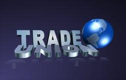 Trade union royalty free illustration
