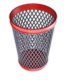 3d illustration of Trash can Stock Photography