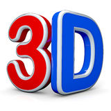 3D Royalty Free Stock Photography