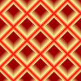 3d ilustracj wektorowi quadrilaterals Obrazy Stock