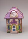 3 d ilustracji formie domu piękne wymiarowe model trzy bardzo Zdjęcie Stock