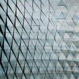 3D ilustracyjny abstrakcjonistyczny architektoniczny wzór Zdjęcia Royalty Free