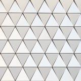 3D ilustracyjny abstrakcjonistyczny architektoniczny wzór Obrazy Royalty Free