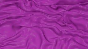 3D Ilustracyjny Abstrakcjonistyczny Purpurowy tło royalty ilustracja