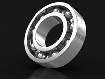 3d image of Bearings. Bearings. Image with clipping path Stock Photos