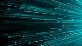 3d image concept of optical fiber, glare effect on tips of optical fiber, 3d render background, computer generated. 3d image concept of optical fiber, glare Stock Image