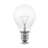 3d image of a light bulb Stock Images