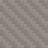 2D imagem da textura do tijolo que pavimenta o teste padrão Fotografia de Stock