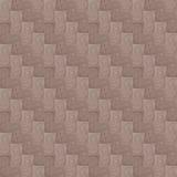 2D imagem da textura do tijolo que pavimenta o teste padrão Foto de Stock