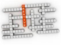3d imagen Creative business concept. 3d imagen Creative business concept Stock Images