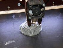 3D impresora - impresión de FDM foto de archivo libre de regalías