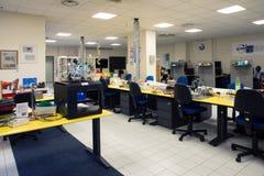 3D impressão - o FabLab científico italiano Foto de Stock