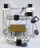 3D impressora Assembly Imagem de Stock