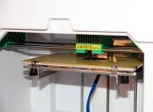 3D impressora - impressão de FDM Imagens de Stock Royalty Free