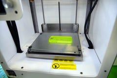3D impressora - impressão de FDM Imagem de Stock