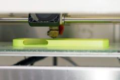 3D impressora - impressão de FDM Foto de Stock Royalty Free