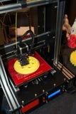 3D impressora - impressão de FDM Imagem de Stock Royalty Free