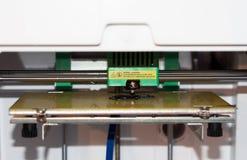 3D imprimante - impression de FDM Photographie stock