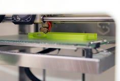 3D imprimante - impression de FDM Photo stock